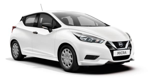 Nissan Micra NEW!