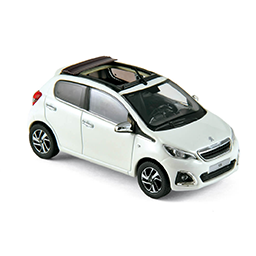 Peugeot 108 Sunroof Manual